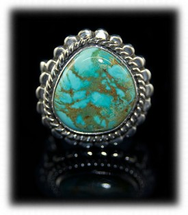 Natural Stormy Mountain Turquoise