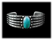 Antique Navajo Turquoise Jewelry Bracelet