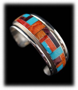 Navajo Inlay Turquoise