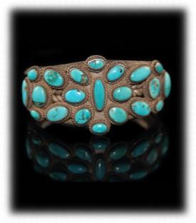 Navajo Bracelet - Navajo Jewelry