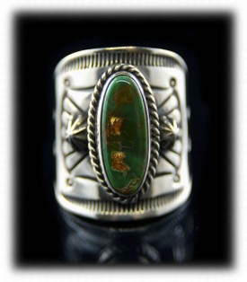 Navajo Sterling Silver Ring Bands