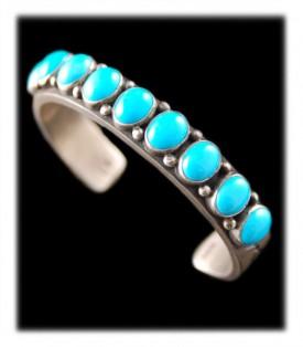 Navajo Turquoise Bracelets