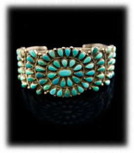 Zuni Pawn Indian Jewelry