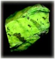 Lime Green Turquoise from Orvil Jack