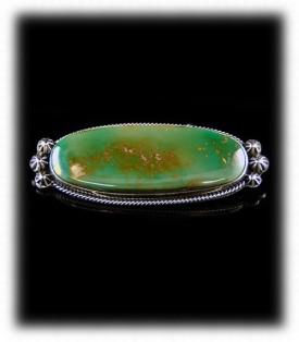 Navajo Indian Manassa Turquoise Jewelry