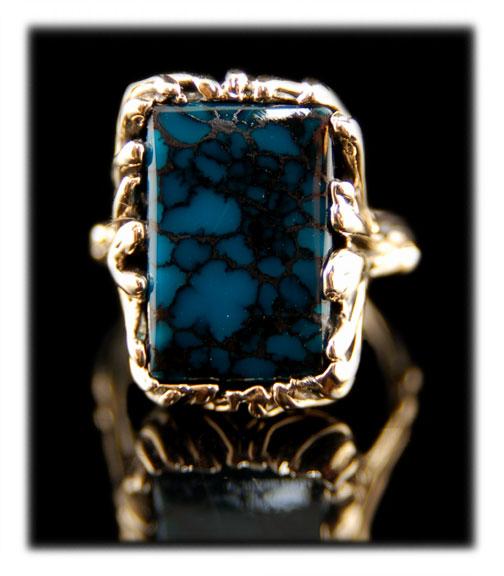 Paiute Turquoise Jewelry by Nattarika Hartman