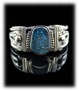 Sterling SIlver and Paiute Turquoise Jewelry