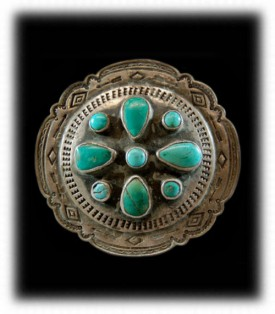 Pawn Indian Jewelry Concho