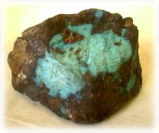 Natural Persian Turquoise Rough