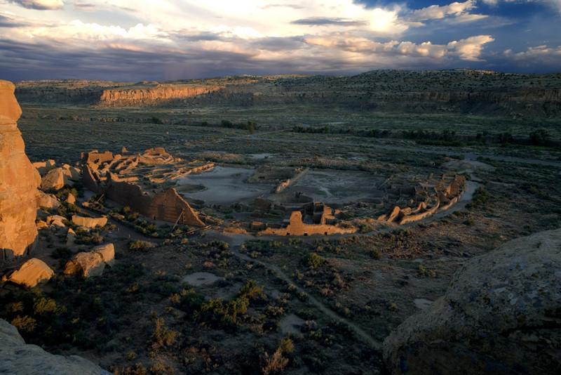 Anasazi Pueblo Bonito