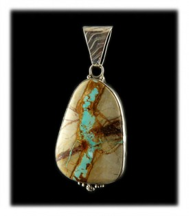 Ribbon Turquoise Jewelry with Pilot Mountain Turquoise