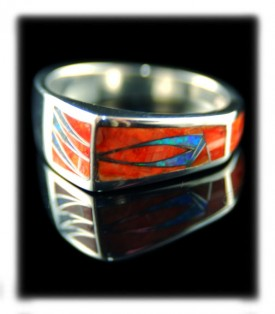 Southwestern Sterling Silver Rings and Bands