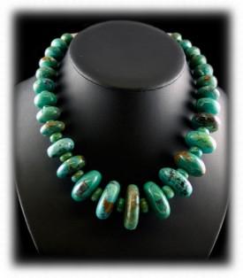 Royston Turquoise Bead Jewelry