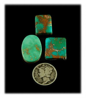 Royston Turquoise Cabochon Collections  Available