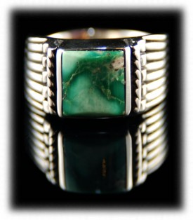 Silver Mens Ring from Durango Silver Jewelry Store
