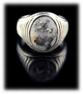 American Jewelry - Natural Silver Jewelry