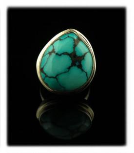 Spiderweb Tibetan Turquoise Jewelry