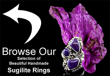 Browse for Sugilite Rings