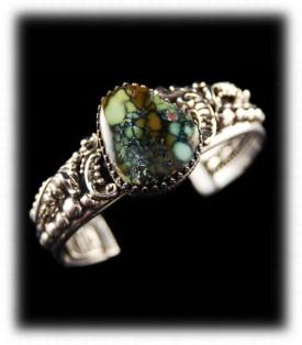 Tortoise Turquoise Gemstone Bracelet