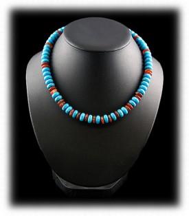 Turquoise Beads Presentation