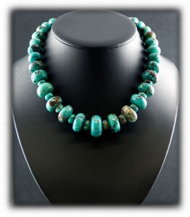 Turquoise Beaded Jewelry