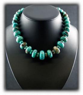 Turquoise Beaded Jewelry