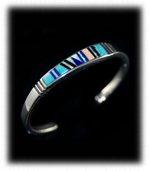 Channel Inlay Jewelry