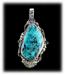 Blue Diamond Turquoise Nevada Mine