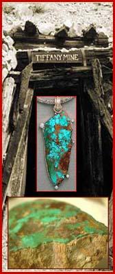 Cerrilos Turquoise Mine