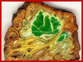 Fairfield Variscite Specimen