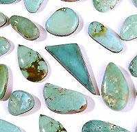 Santa Rita Turquoise Sample