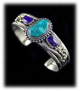 Victorian Turquoise Bracelet
