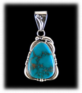 Womens Pendants - Womens Necklaces - Native American Indian Jewelry