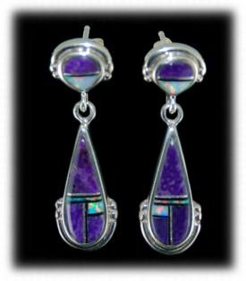 Zuni Inlay Jewelry